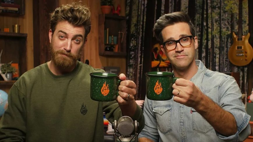 The Deconversion of Rhett and Link